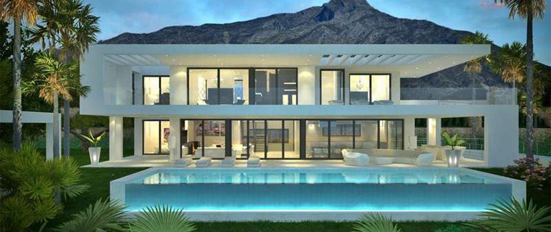 Linda thomson properties marbella marbella puerto banus andalucia costa del sol spain for Villa moderne motel